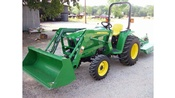 2010 John Deere 3032E HST 4x4 32HP Tractor
