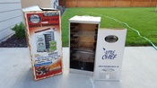 FOR SALE  Smoke House Little Chief  Out door Meat Smoker