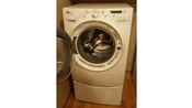 For Sale Whirlpool Duet Frontload washer with storage pedestal