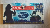 American Idol Monopoly game