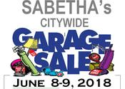 JUNE 8-9, 2018  Sabetha, KS Spring 40+ CITYWIDE Garage Sales SHOPTill U DROP!
