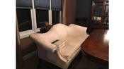 White Sofa in Excellent Condition