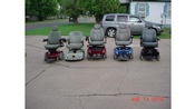 Power Chair and Mobility Scooter Sale Sat 22