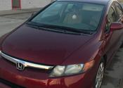 2007 Honda Civic/ great inside and out