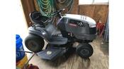 Craftsman LT1500 riding lawn mower