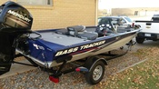 2013 Tracker 175TF Boat