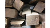 "Pieces of Black Walnut - Approximately 3"" x 3"" For Turning Or Other Crafts!"