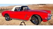 1962 Corvette!