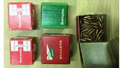 .223 Hornady and Remington Bullets For Reloading