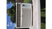2 Window air conditioner units