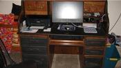 Old Rolltop Desk