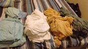 4 set of queen bedding
