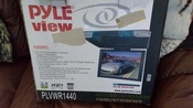 Pyle 14 inch DVD player monitor