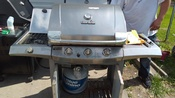 Charbroil infernor gas grill