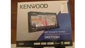 Kenwood GPS Navigation System