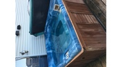 Jacuzzi 5 person hot tub