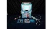 Frozen singing machine with screen