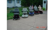 Power Chairs & Mobility Scooters for Sale