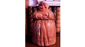 Friar Tuck/Thou Shalt Not Steal cookie jar