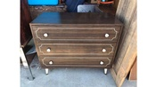 MCM style 3 drawer chest